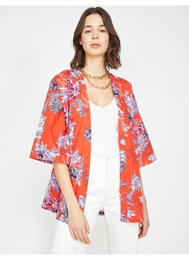 Koton Kimono Kırmızı